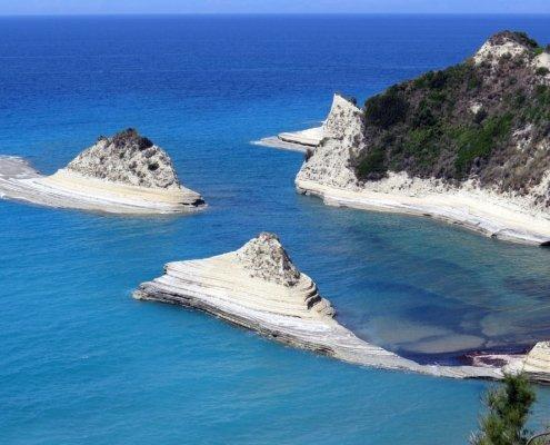 vacanze in barca a vela grecia corfu