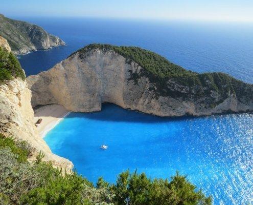 vacanze in barca a vela grecia zante