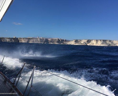 vacanze in barca a vela con skipper in Sardegna del nord bonifacio