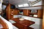 vacanze in barca a vela con skipper carlo lai dinette barca