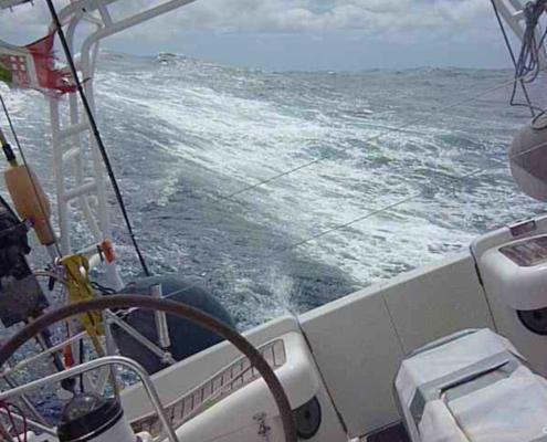 traversata atlantica a vela nord atlantico
