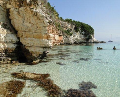 vacanze in barca a vela con skipper in grecia paxos