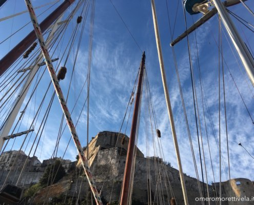 vacanze in barca a vela con skipper in Sardegna e corsica bonifacio