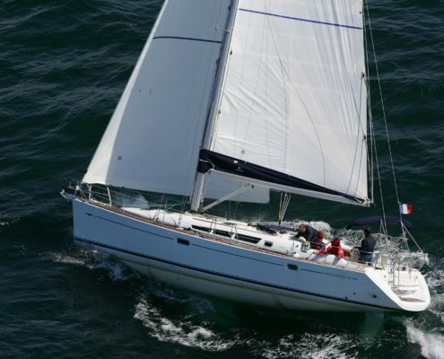 barche a noleggio senza skipper sun odyssey 45 navigazione