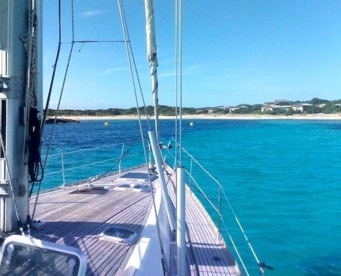 barca a vela skipper saverio scattarelli