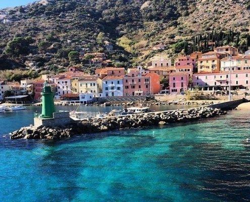 vacanze in barca a vela toscana corsica giglio porto