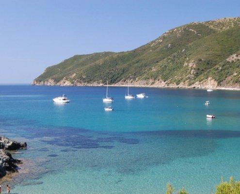 vacanze in barca a vela toscana corsica isola elba