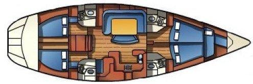 layout barca skipper saverio scattarelli